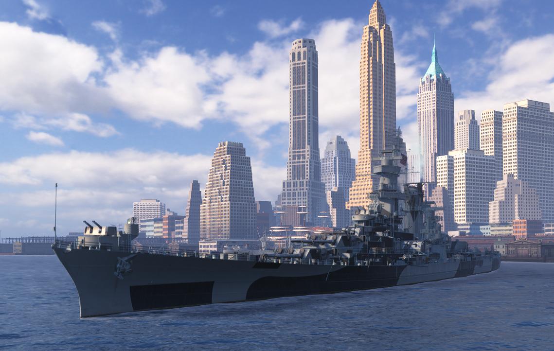 Alaska – World of Warships
